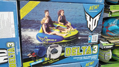 Take the HO Sports Delta 3 for some outdoor fun on the water
