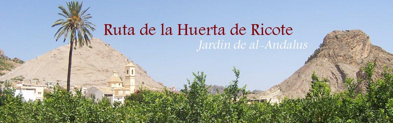 Ruta de la Huerta de Ricote
