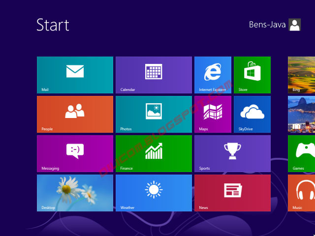 Tutorial Instalasi Windows 8 Profesional - Belajar Teknologi