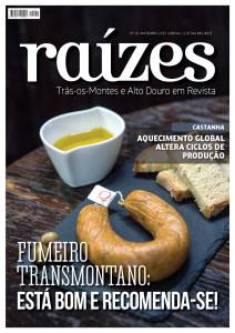 Raízes - revista transmontana