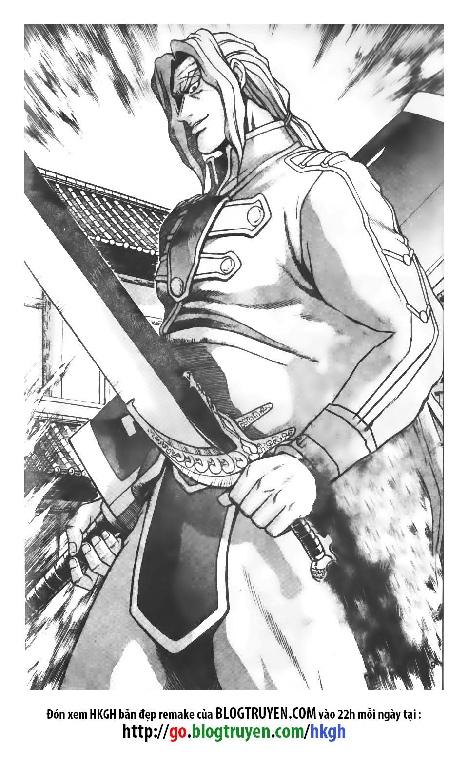 Hiệp Khách Giang Hồ chap 247 page 12 - IZTruyenTranh.com