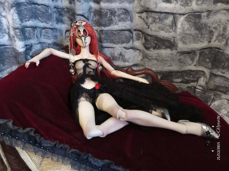 Dolls d'Artistes & others: Calie, Bonbon rose - Page 15 Diapositive1