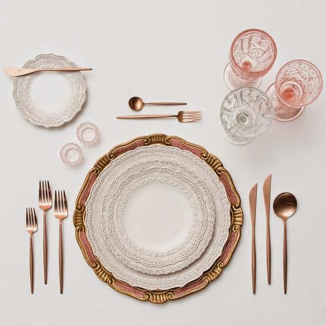 Decoraci n la mesa perfecta c mo combinar vajillas for Platos vajilla