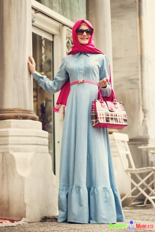 30+ Trend Model Baju Muslim Terbaru 2018 7094e383ef