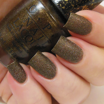 OPI Liquid Sand What Wizardry is This? swatch