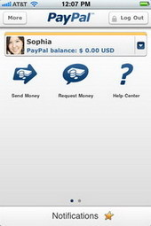 PayPal Mobile iPhone app updated with FundRazr function, makes raising money easy while on the go
