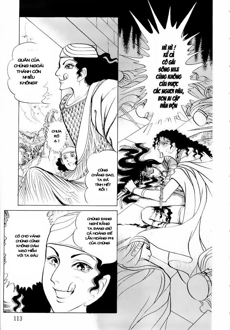 Nữ Hoàng Ai Cập-Ouke no Monshou chap 53 Trang 18 - Mangak.info