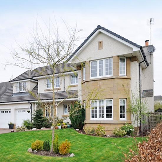 New home interior design take a tour around leigh 39 s for New england style homes