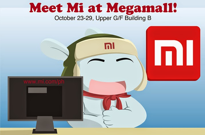 Xiaomi Pop-up Store, Xiaomi Philippines