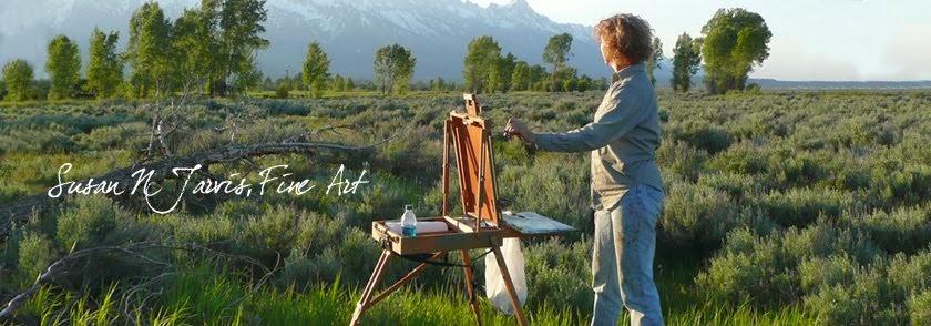 Susan N Jarvis - Fine Art