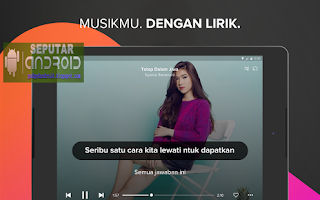 musixmatch lyirics music player
