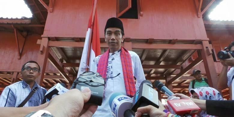 Pro Kontra Pencapresan Jokowi
