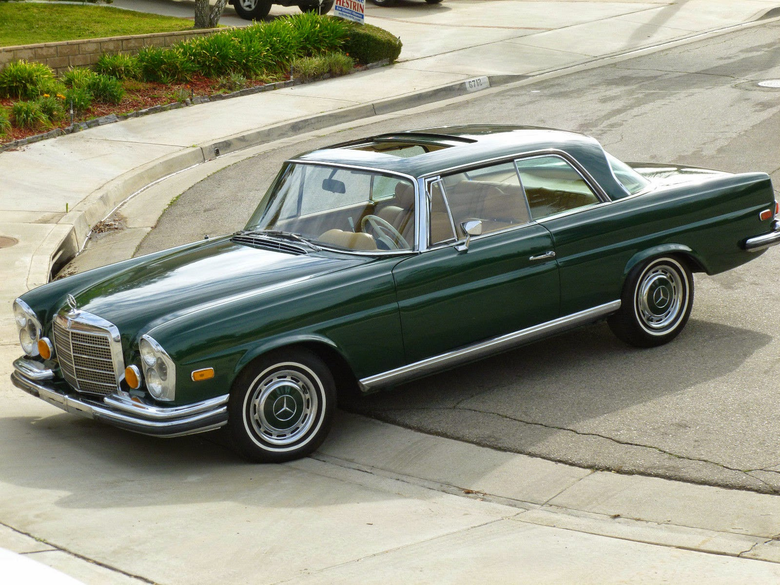Daily turismo braqc friday 1970 mercedes benz 280 se for 1970 mercedes benz