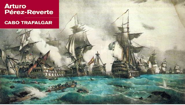 Arturo Pérez Reverte, Juan Vallejo, Batalla de Trafalgar