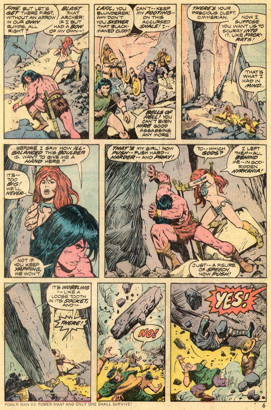 Conan the Barbarian (1970) Issue #43 #55 - English 5