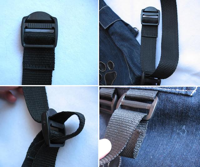 Как сделать ремни для рюкзака 108