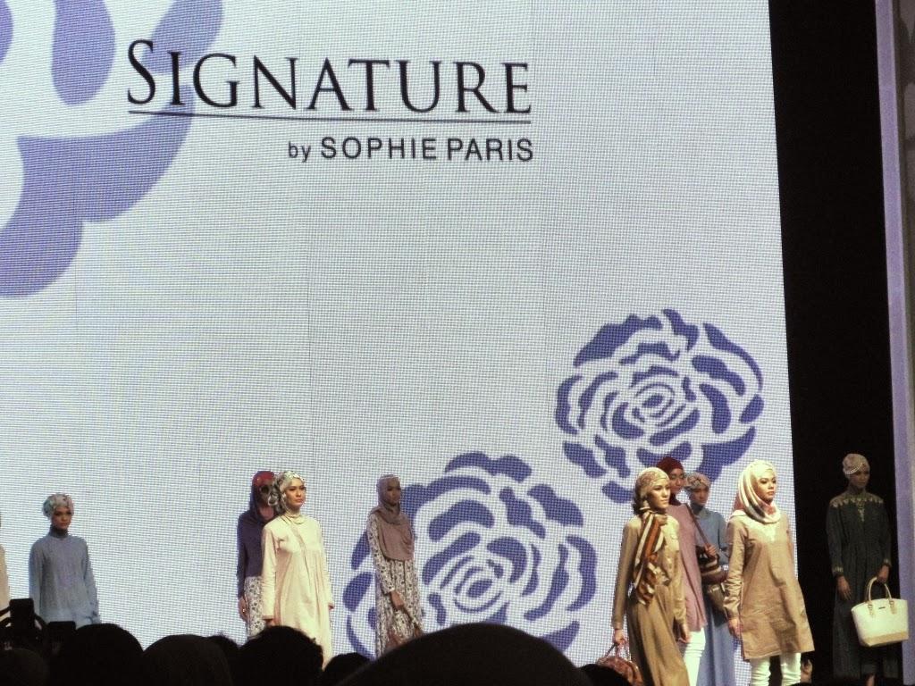 Signature Sophie Paris