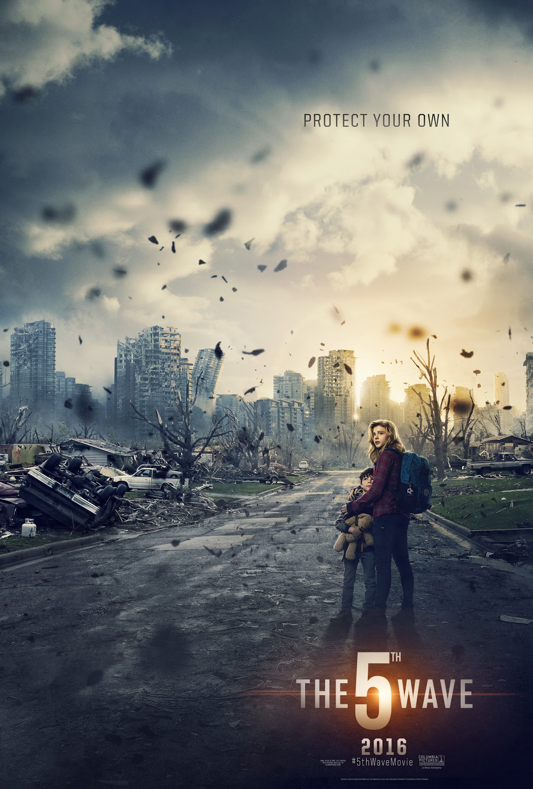Póster La Quinta Ola - THE 5TH WAVE Poster