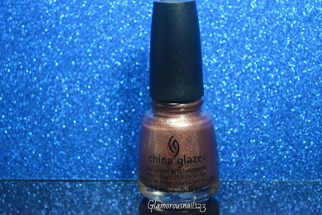 "China Glaze Desert Escape Collection ""Meet Me In The Mirage"""