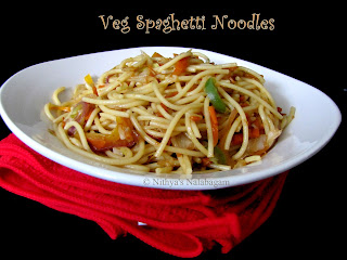 Veg Spaghetti Noodles