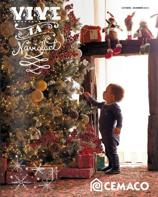 adornos navideños de cemaco 2014