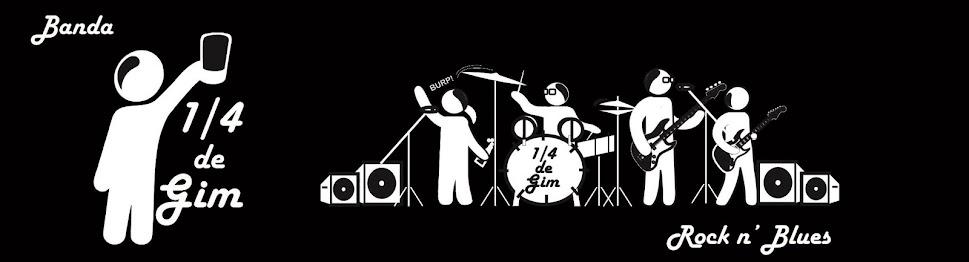 Banda Um Quarto de Gim - Rock n' Blues