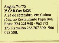 CAVALEIROS DE ALDEIA VIÇOSA VÃO CONFRATERNIZAR EM GUIMARÃES!