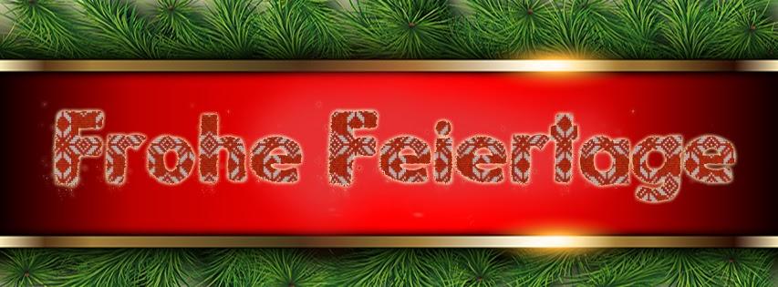 Facebook Weihnachtsbild