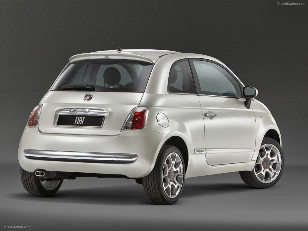 The new 2014 Fiat 500 Sport Cool 2 doors hatchback have 1.4 liter 4