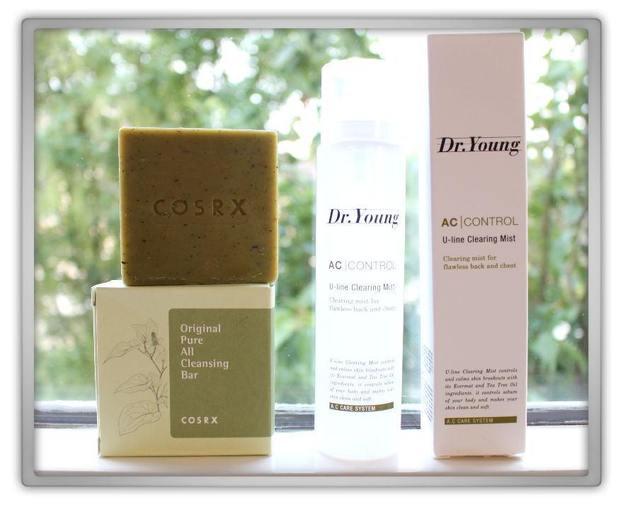 겟잇뷰티박스 by 미미박스 memebox free from oil & trouble  beautybox # unboxing review preview box Cosrx original pure all cleansing bar dr. young u-line clearing mist