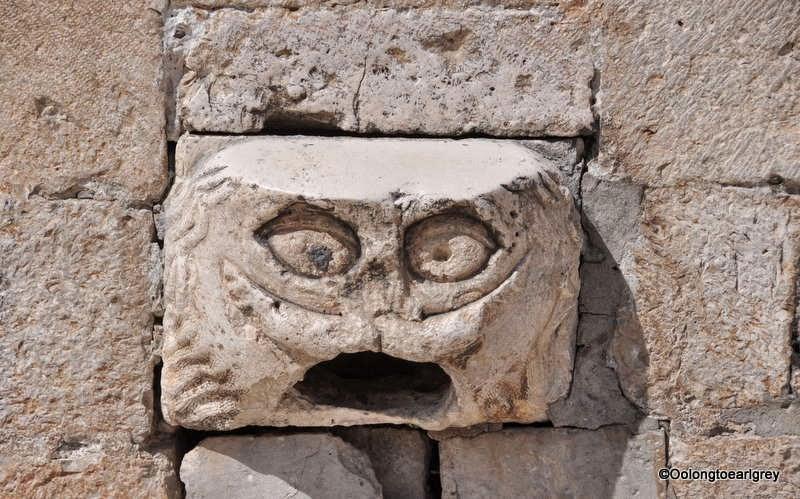 Maskeron, Stradun, Dubrovnik
