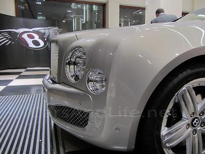 Bentley Time