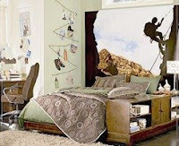 TEENAGE BOY BEDROOMS - HOW TO DECORATE A JUVENILE BEDROOM - DORMITORIES BY PERSONALITIES
