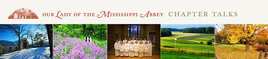 Mississippi Abbey Chapter Talks