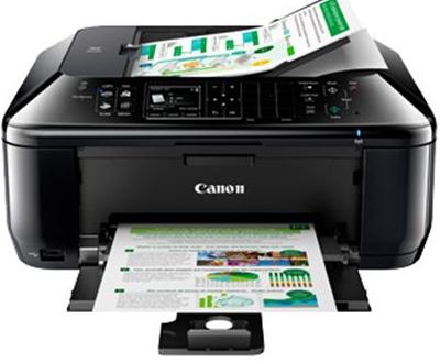 Canon Pixma MX528 Printer Driver Free Download