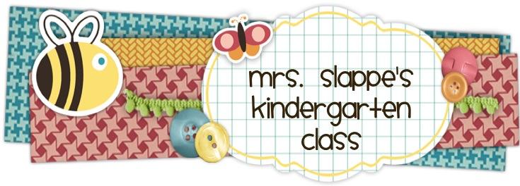 Mrs. Slappe's Kindergarten