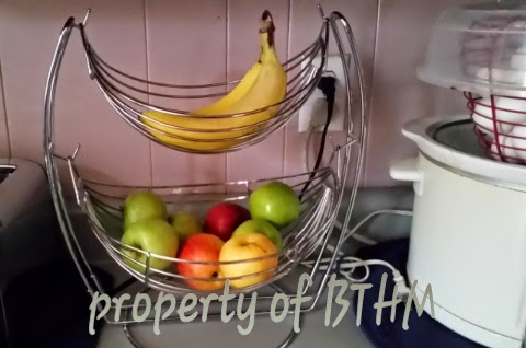 Francois et Mimi Double Hammock Fruit Bowl full 2