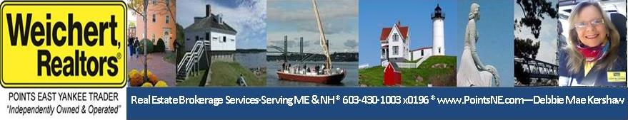 Buying or Selling Real Estate in NH and Maine