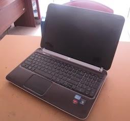 jual laptop hp dv6 core i7
