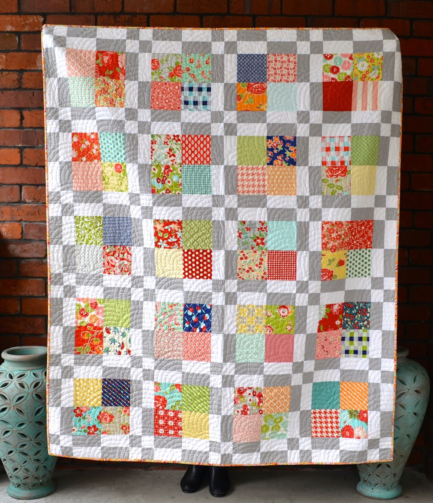 High Tea Quilt Pattern