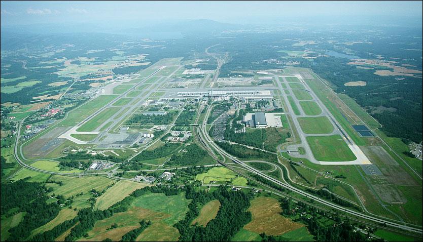 bank oslo lufthavn