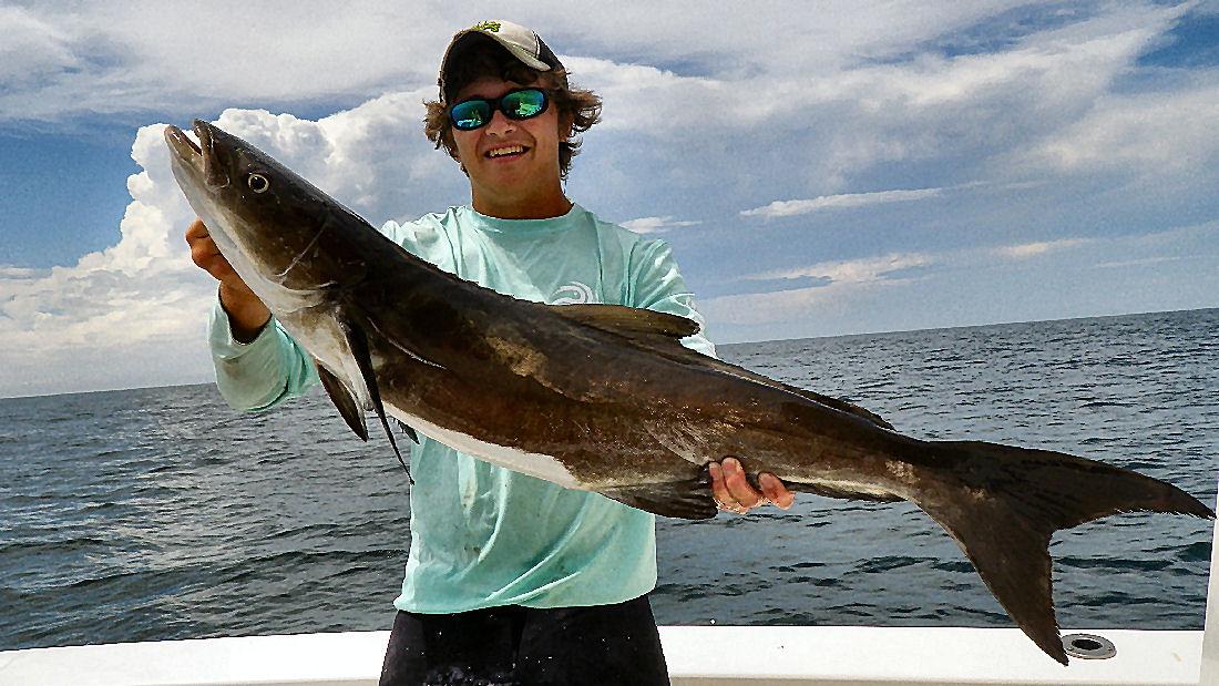 Georgia offshore fishing bottom fishing fishing in for Georgia coast fishing