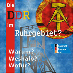 Website des DDR-Kabinett-Bochum