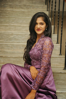 Actress Simran Chowdary Picture Gallery in Long Dress at Hum Tum Audio Launch  0043.jpg