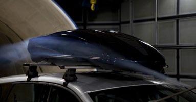 voiture norauto cx air un coffre de toit design et high tech sign 233 pininfarina