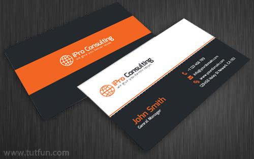 Free psd business cards download tutfun free psd business cards download reheart Images