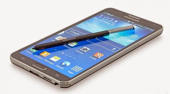 Spesifikasi Unggul dan Harga Samsung Galaxy Note 4