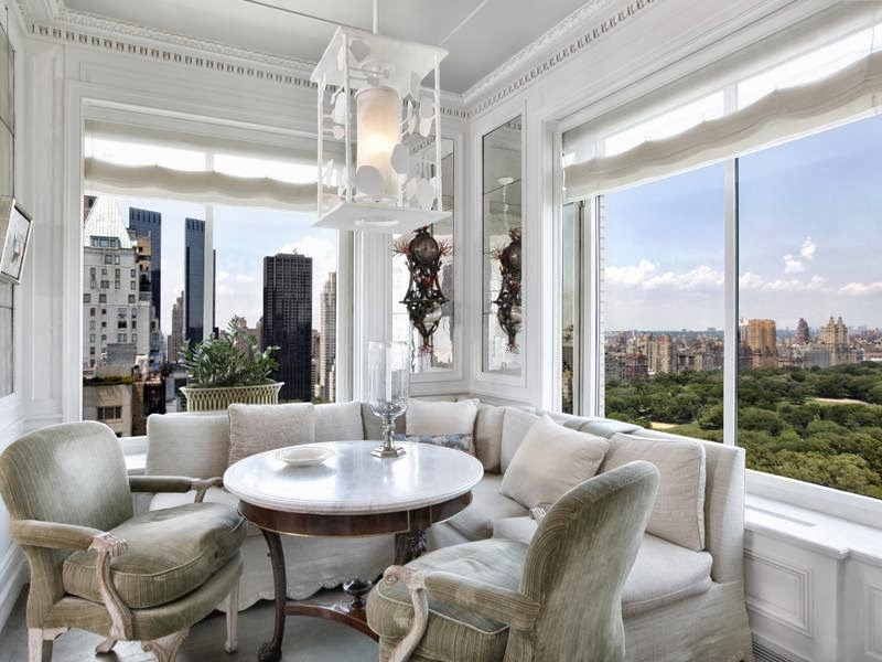 Captivating One Of Only 12 Residences Atop The Ritz Carlton Hotel In New York, This  Stunning Luxury Home Flaunts 4,536 Square Feet Of Space, Including A Huge  Living ... Amazing Pictures