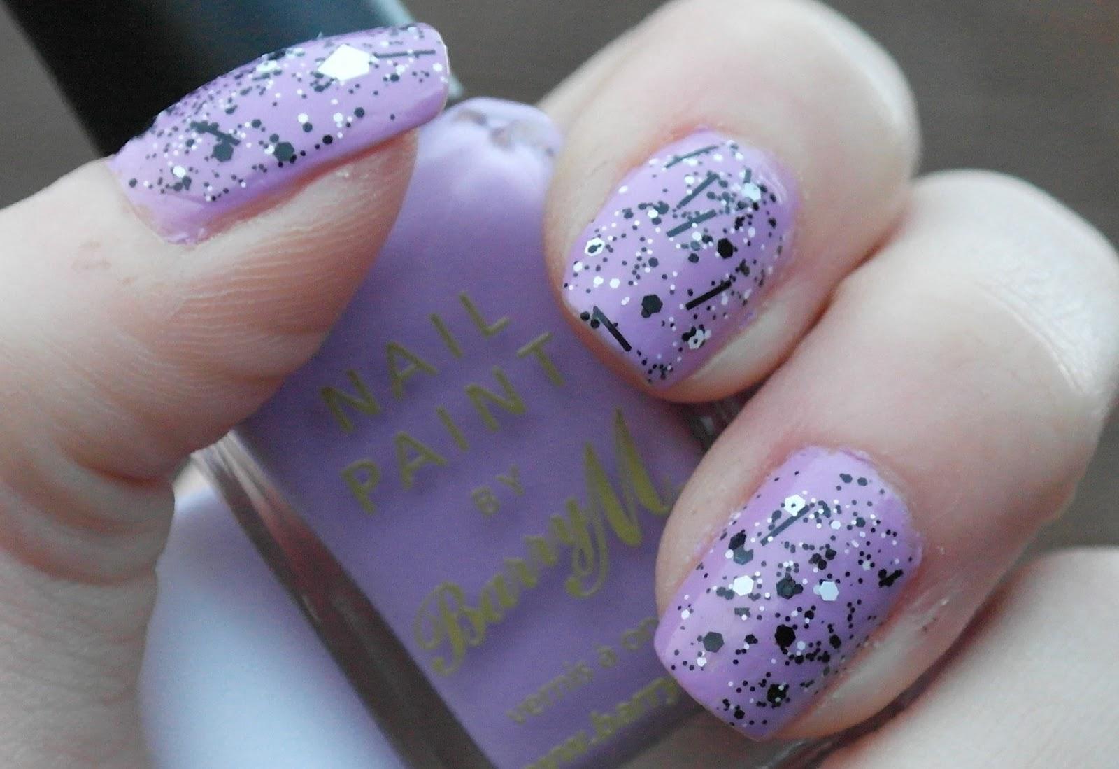 17 Off the Wall Graffiti monochrome nail polish
