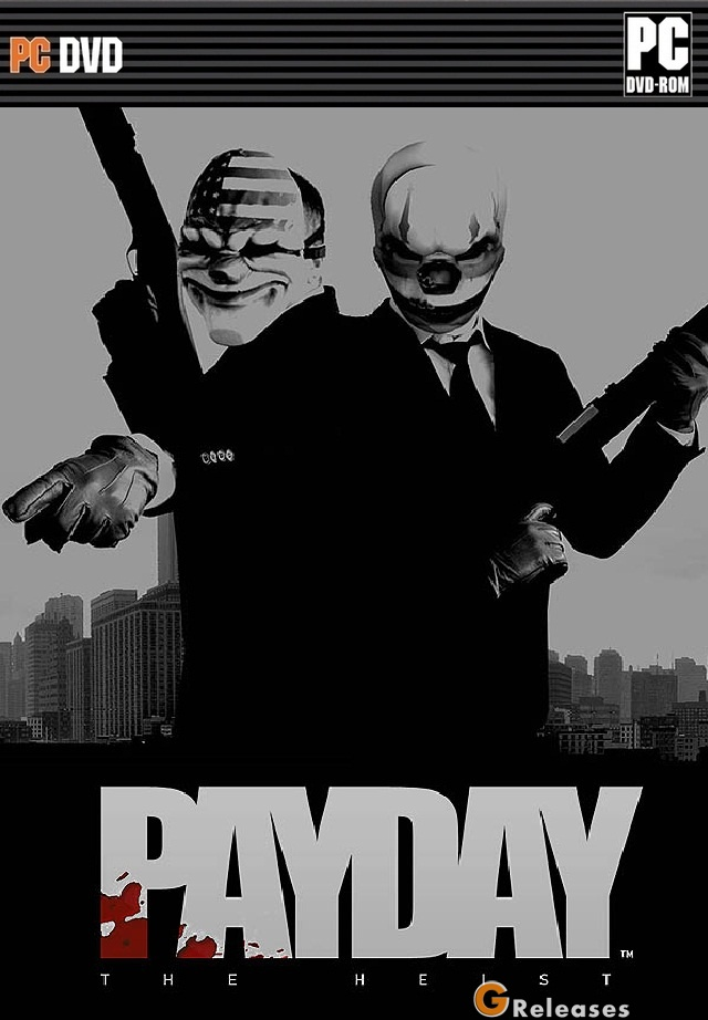 Payday The Heist PC RELOADED download